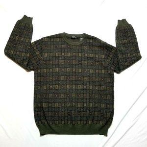 Segreto medium crewneck sweater 100% wool